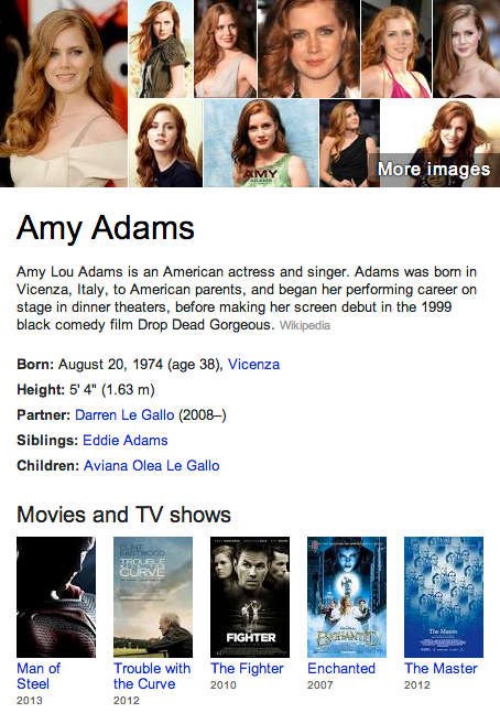 Amy Adams Mormon