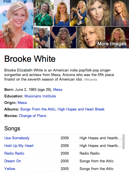 Brooke White Mormon
