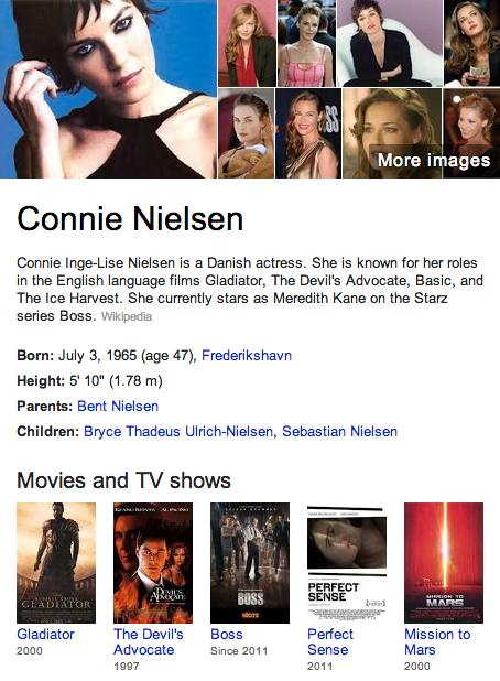 Connie Nielsen Mormon