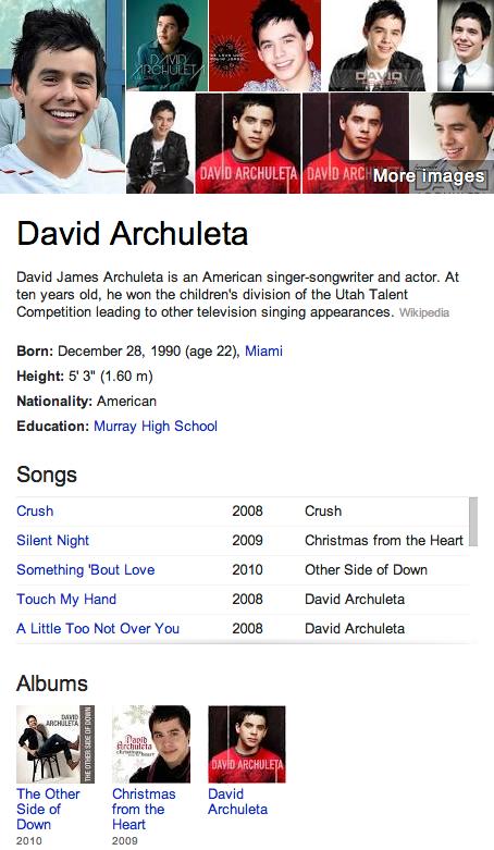 David Archuletta Mormon