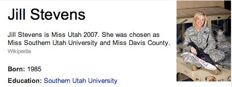 Jill Stevens Mormon