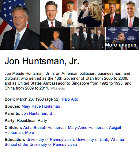 Jon Huntsman Jr Mormon