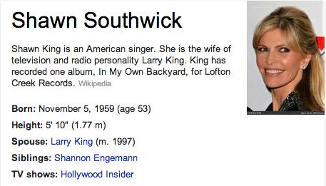 Shawn Southwick King Mormon