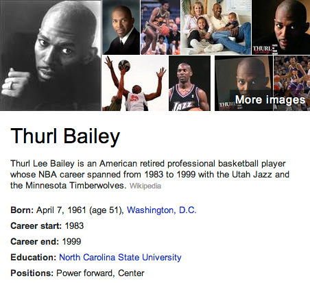 Thurl Bailey Mormon