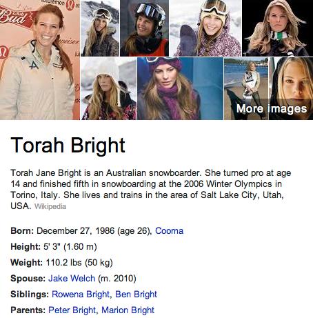 Torah Bright Mormon