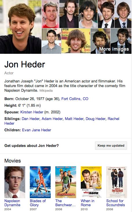 Jon Heder Mormon