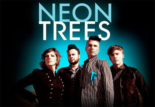 Neon trees drummer and lead singer dating tennis 8