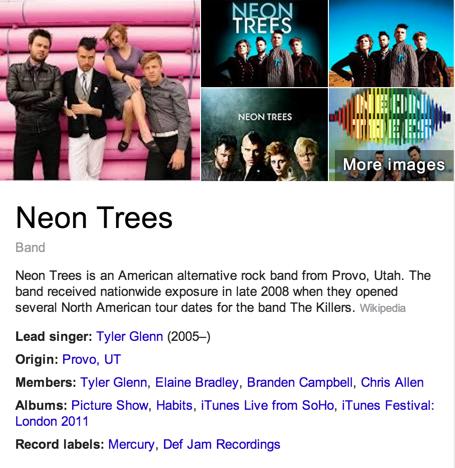Neon Trees Mormon